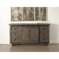 6 Drw 2 Dr Sideboard Product Image