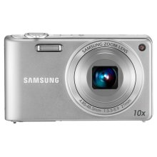 PL210 14.2 Megapixel Streamlined Digital Camera (Silver)