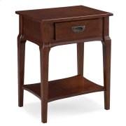 Stratus Nightstand with Drawer #22022 Product Image