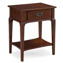 Stratus Nightstand with Drawer #22022