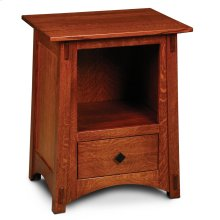 McCoy Nightstand with Opening