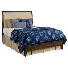 Meridian King Bed Molasses - Complete