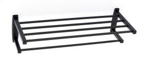 Cube Towel Rack A6526-24 - Bronze