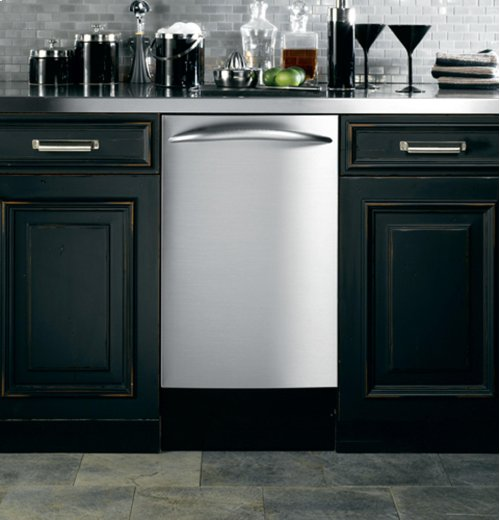 "GE Profile Series 18"" Built-In Dishwasher"