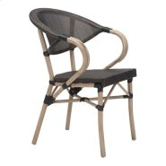 Marseilles Dining Chair Dark Brown Product Image
