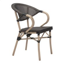 Marseilles Dining Chair Dark Brown