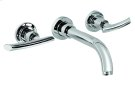 Tranquility Wall-Mounted Lavatory Faucet Product Image