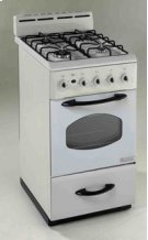 "Model G2002CW - 20"" Gas Range Product Image"