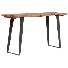 Carmel Live Edge Acacia Wood Console Table, HC4642A01
