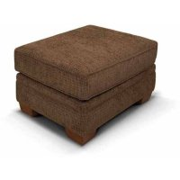 Monroe Ottoman and a Half 1437 Product Image