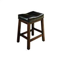 "Dining - Kona 24"" Backless Barstool Product Image"