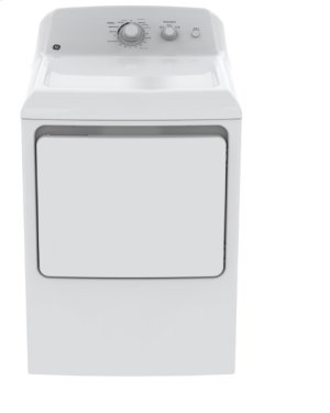 6.2 cu ft.capacity DuraDrum 2 electric dryer