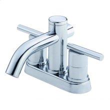 Chrome Parma® Two Handle Centerset Lavatory Faucet