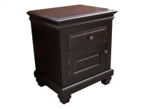 Florentino 1/Door 1/Dwr Night Stand w/Power Management