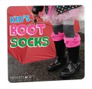 Kids' Boot Socks Sign. Product Image