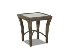 Amure Square End Table