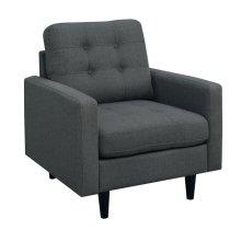 Kesson Mid-century Modern Charcoal Chair