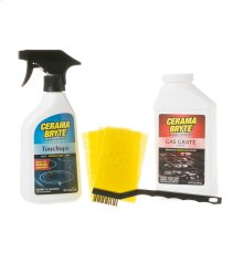 Gas Range & Grate Cleaning Kit
