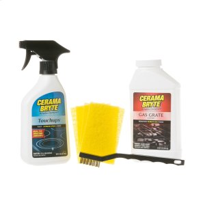 Gas Range & Grate Cleaning Kit -