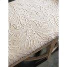 Resort-Surfside Bed End Bench in Sandy Linen Product Image