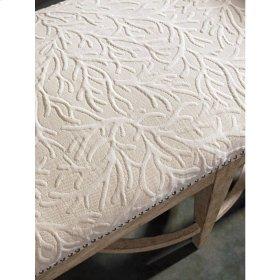 Resort-Surfside Bed End Bench in Sandy Linen