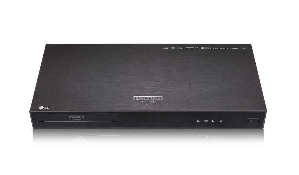 UP970LG Appliances 4K Ultra HD Blu-ray Disc Player with HDR