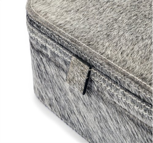 Fabrice Boxes - Natural Hide