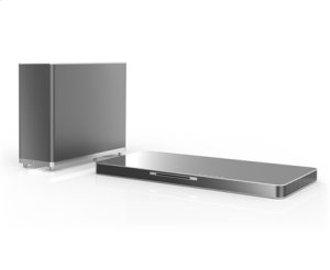 320W 4.1ch SoundPlate with Smart TV and Wireless Subwoofer