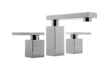 Solar Widespread Lavatory Faucet
