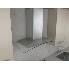 """30"""" Ravenna Wall Hood with 600 CFM Blower, 5 Speed Levels, ACT"""