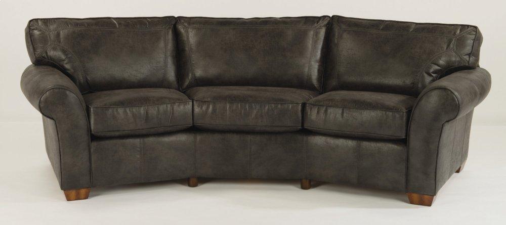 Flexsteel Vail Nuvo Conversation Sofa