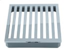Mountain Re-Vive - Designer Series Linear Shower Grid (Plastic Sleeve) - Brushed Nickel Product Image