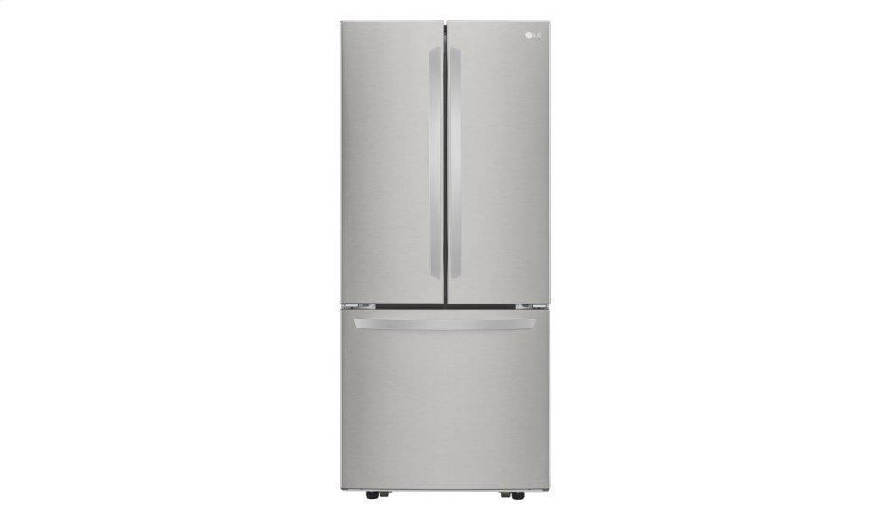 LG Appliances22 Cu. Ft. French Door Refrigerator