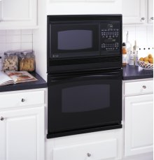 """GE Profile 30"""" Built-In Double Microwave/Convection Oven"""