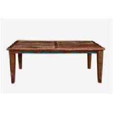 Keller Rustic Rectangular Dining Table