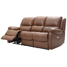 E1716 Xan Pwr Sofa 177136lv Peanut Brown
