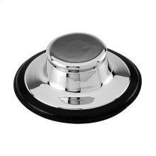 Polished-Chrome Garbage Disposer Stopper