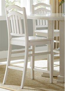 Slat Back Counter Chair (RTA)