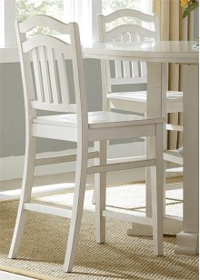Slat Back Counter Chair (RTA)