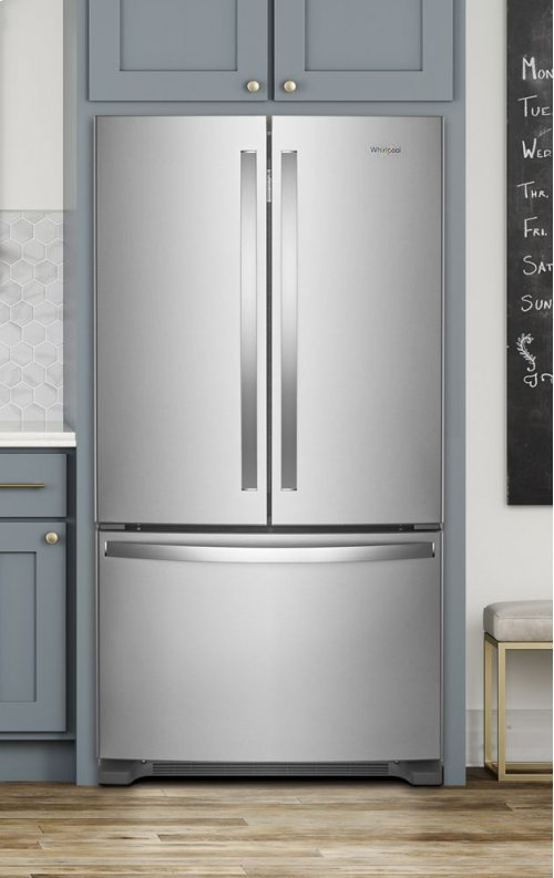 Whirlpool Stainless Kitchen Suite