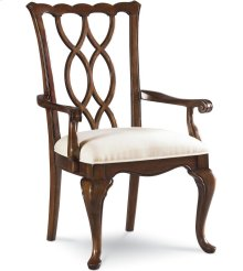 Tate Street Arm Chair (Quincy Cherry)
