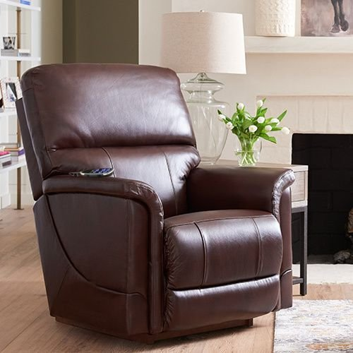 Oscar PowerReclineXR® Reclina-Rocker® Recliner w/ Two-Motor Massage & Heat