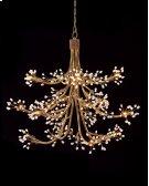 Sixteen-Light Halogen Chandelier Product Image