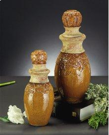 Caramel Carafe Shaped Ceramic Set