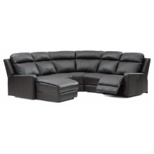 Forest Hill Reclining Sectional