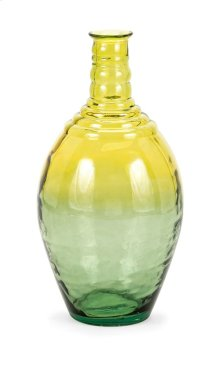Aloha Wide Oversized Recycled Glass Vase