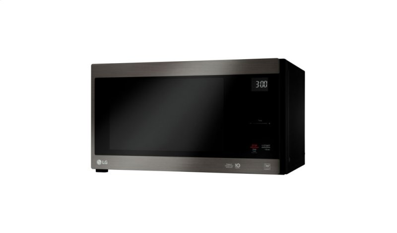Hidden Additional Lg Black Stainless Steel Series 1 5 Cu Ft Neochef Countertop Microwave With Smart