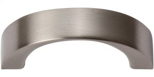 Tableau Curved Handle 1 7/16 Inch - Brushed Nickel Product Image