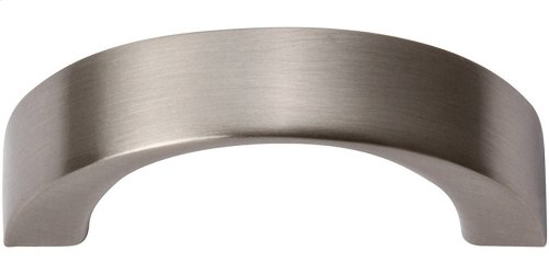 Tableau Curved Handle 1 7/16 Inch - Brushed Nickel