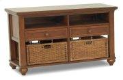 839-826 STBL Treasures Brown Sofa Table Product Image